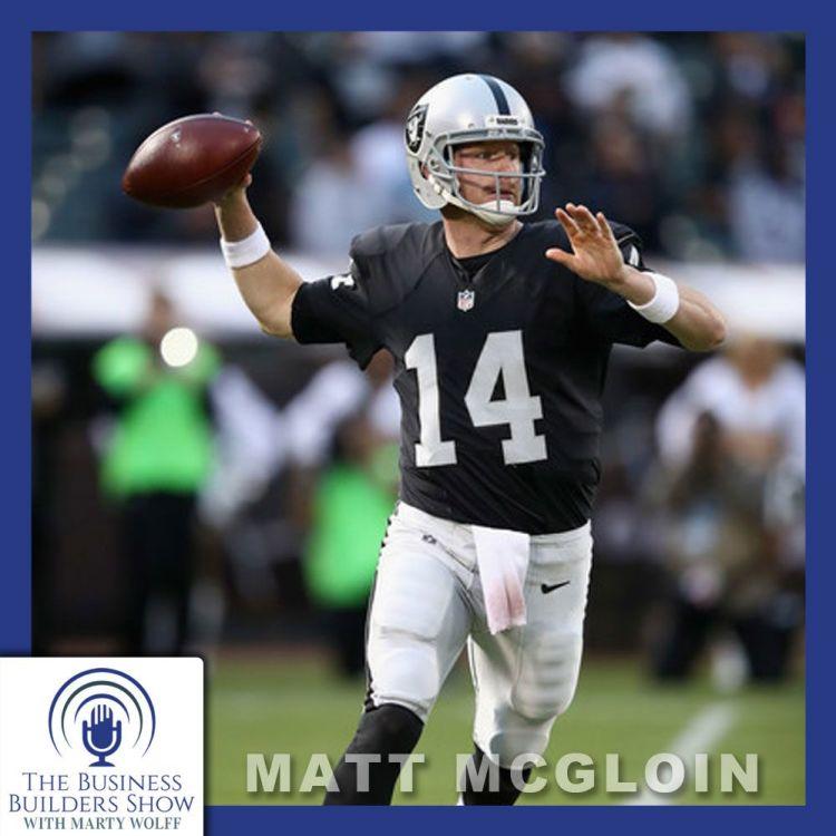 cover art for Matt McGloin is a Football Player