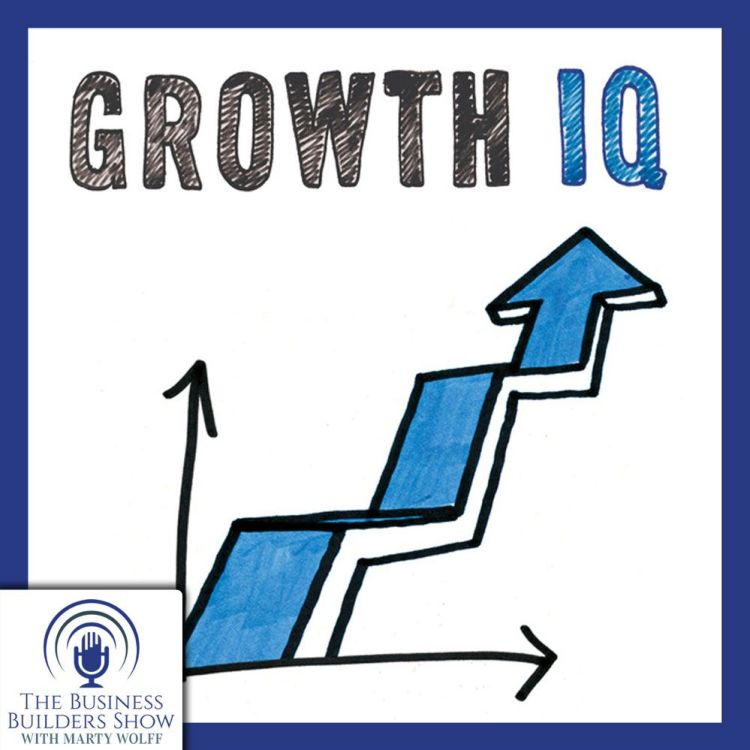 cover art for GROWTH IQ with Tiffani Bova of Salesforce