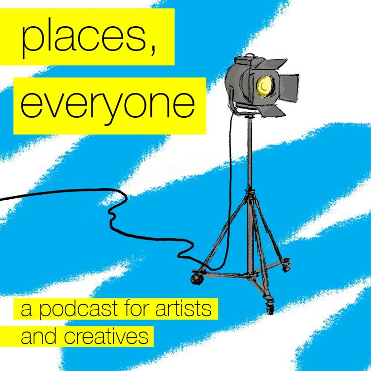 The Artist as Activist - Places, Everyone | Pippa for podcasts