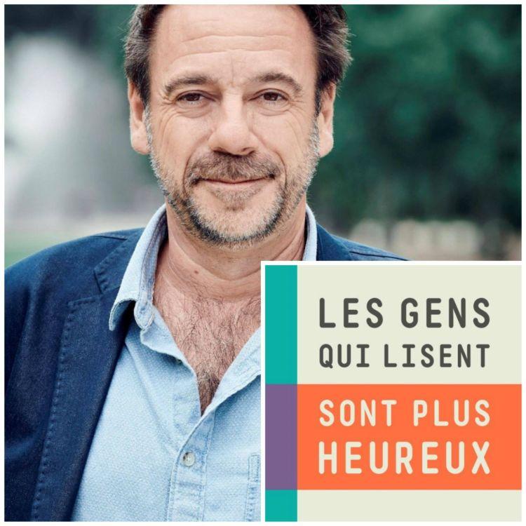 """cover art for #34 - Michel Bussi : """"Les gens qui aiment lire ont un désir de mélancolie"""""""