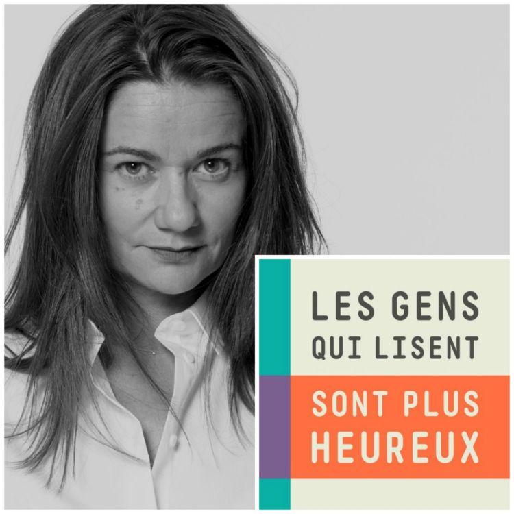 cover art for #31 - Géraldine Dalban-Moreynas : les mille et une vies d'une romancière connectée