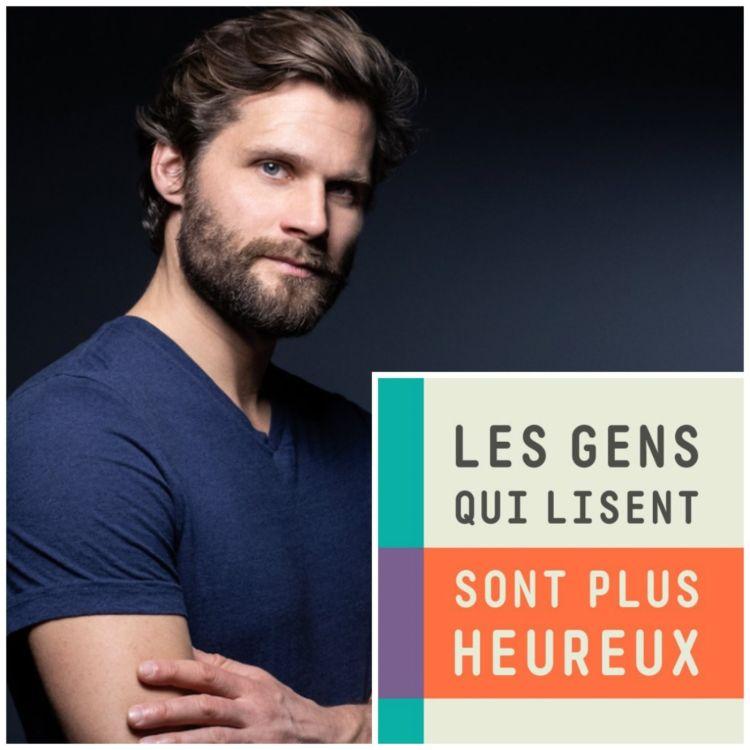 """cover art for #27 - Alexis Michalik : le prodige du théâtre français voit """"Loin"""""""
