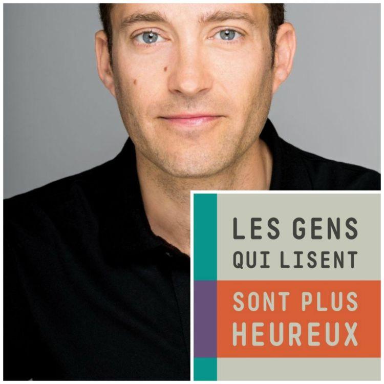 cover art for #23 - Laurent Decaux : le roman historique dans le sang