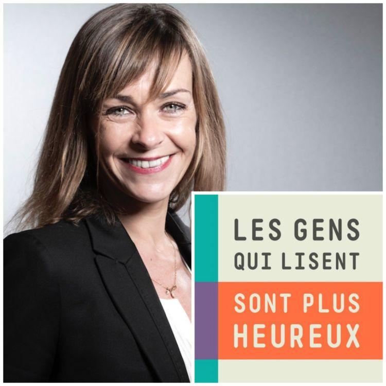 cover art for # 3 - Agnès Martin-Lugand sur les chemins du bonheur