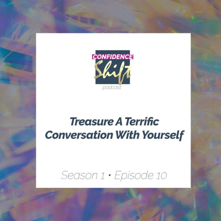 cover art for Treasure A Terrific Conversation With Yourself