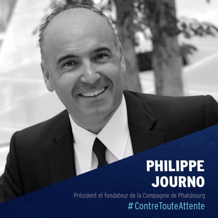 cover art for Philippe Journo, président-fondateur de la Compagnie de Phalsbourg