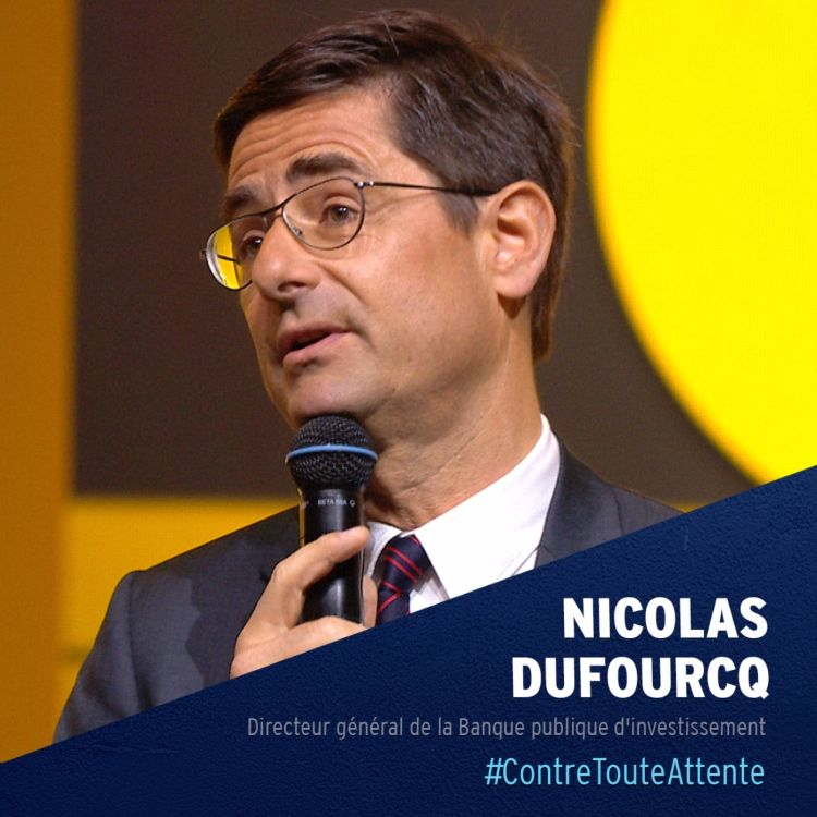 cover art for Nicolas Dufourcq
