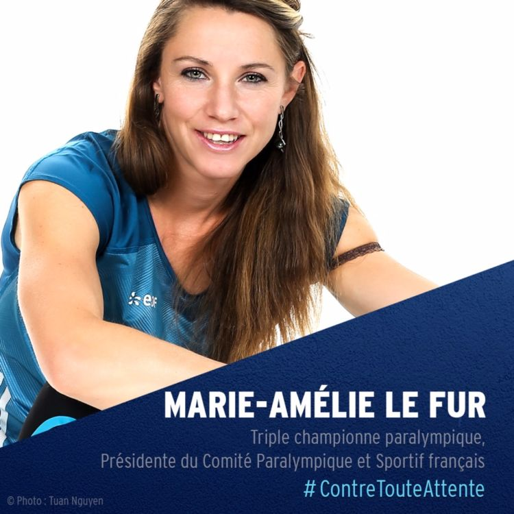cover art for Marie-Amélie Le Fur
