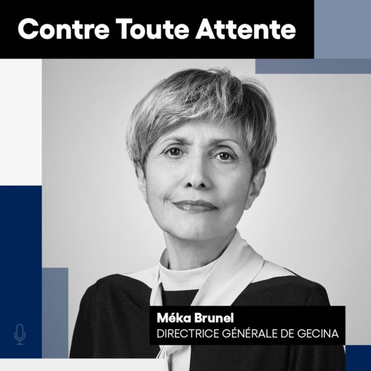 cover art for Méka Brunel, Directrice générale de Gecina