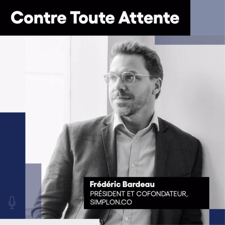 cover art for Frédéric Bardeau, Président et cofondateur, Simplon.co