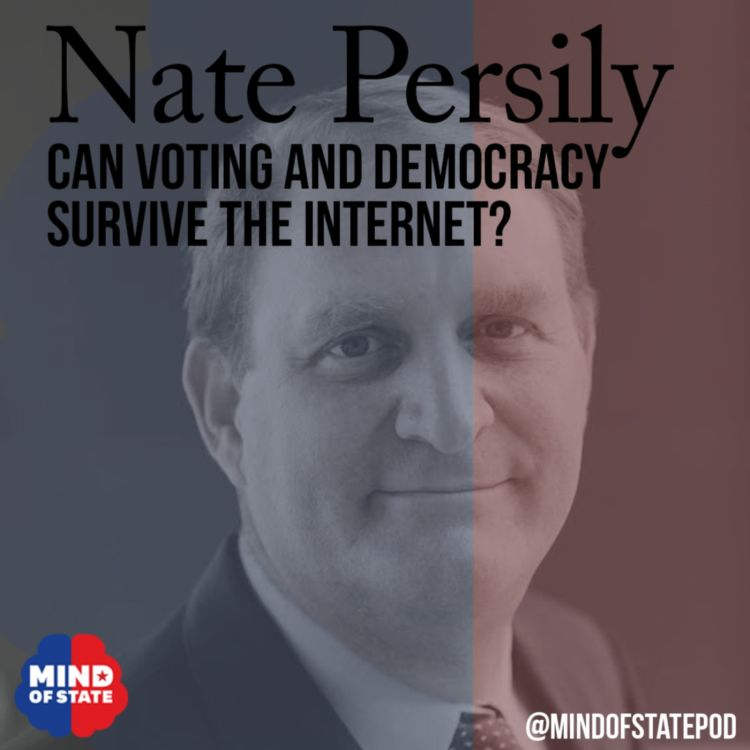 cover art for Can Voting and Democracy Survive the Internet?