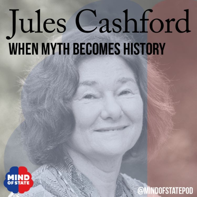 cover art for When Myth Becomes History
