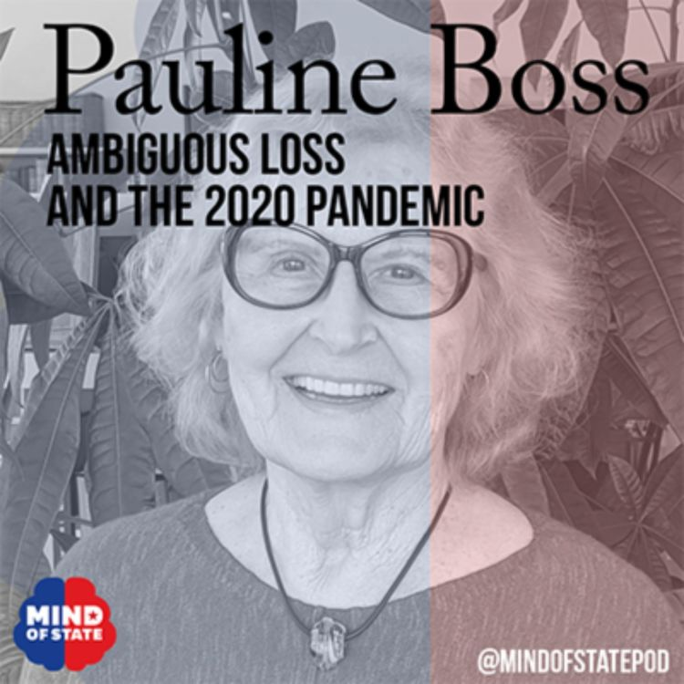 cover art for Ambiguous Loss and the 2020 Pandemic