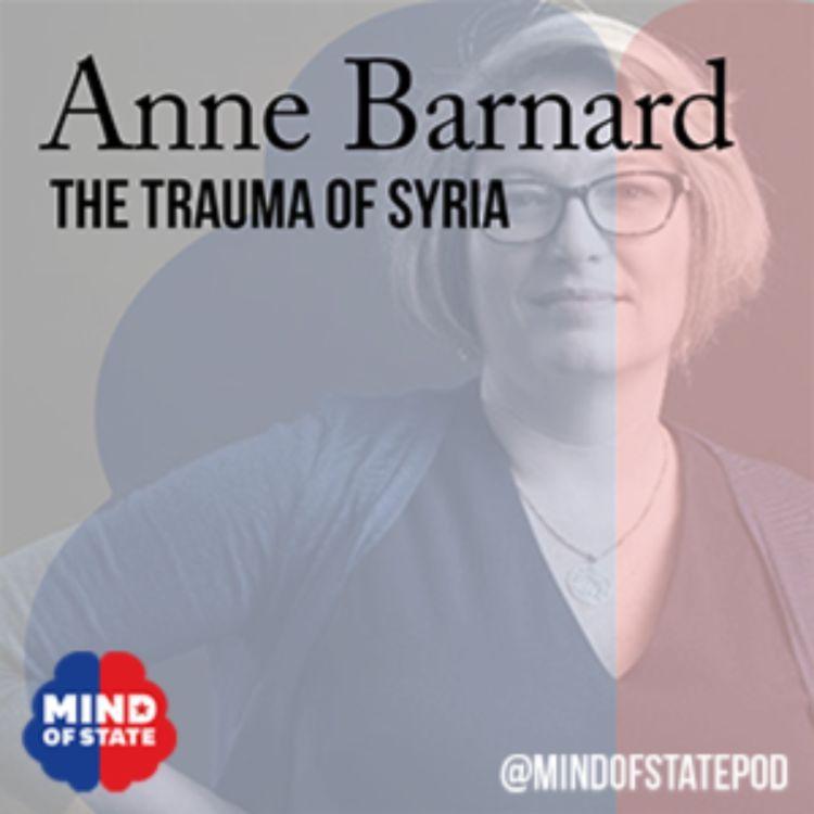 cover art for The Trauma of Syria
