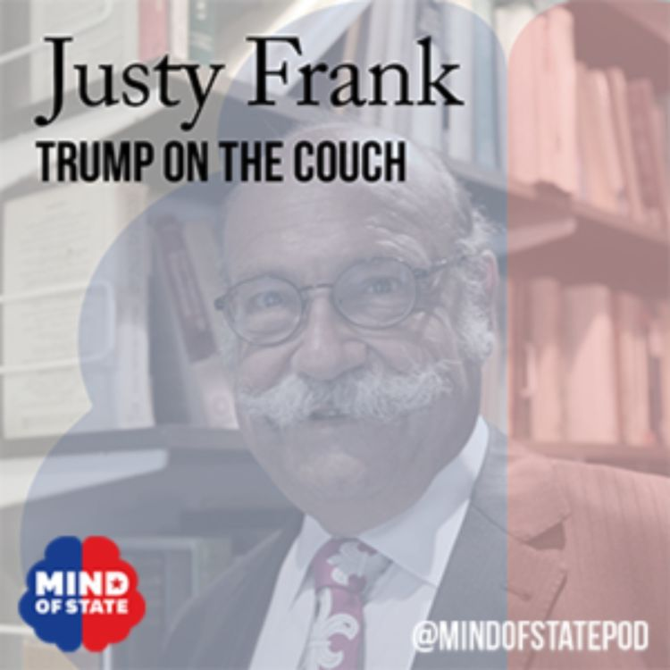 cover art for Trump On the Couch