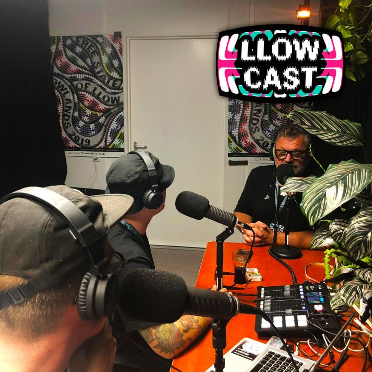 cover art for LLOWCAST - Live Lowlands Special #1