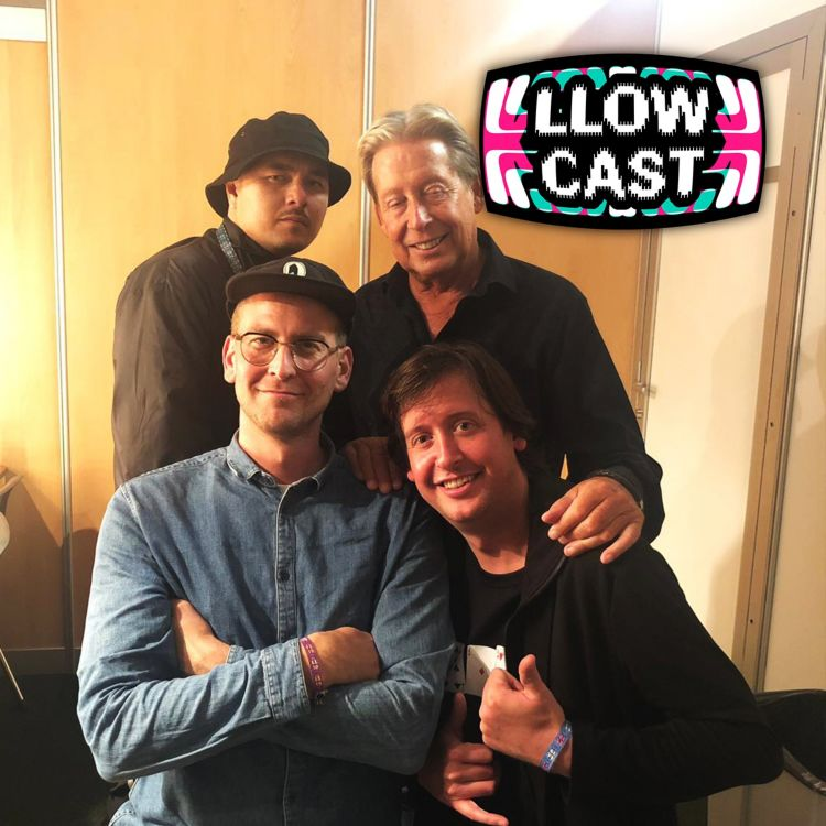 cover art for LLOWCAST - Live Lowlands Special #2