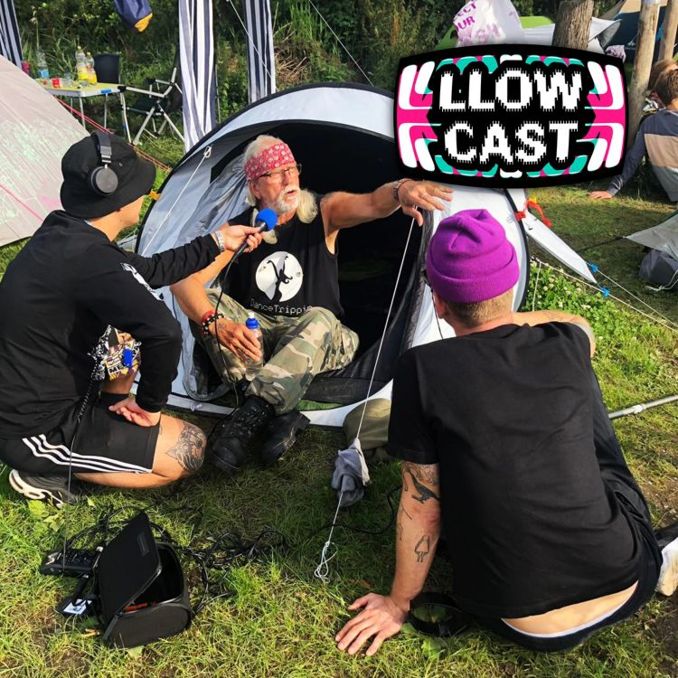 cover art for LLOWCAST - Live Lowlands Special #3