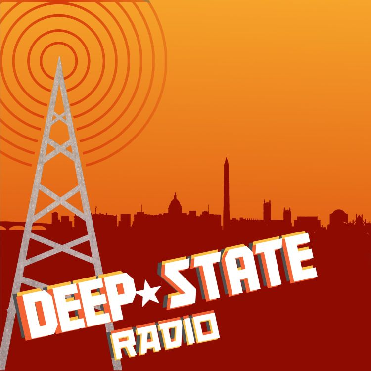cover art for And the Winner of Deep State Radio's Dunce Cap of Ignominy is…