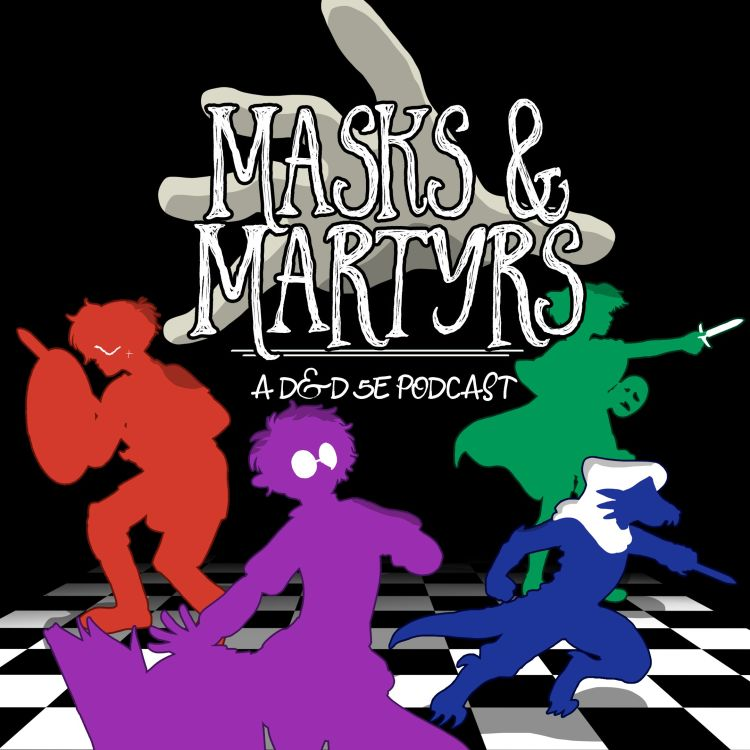 cover art for Episode 9 - Heels and Heroes: The Masked Mayhem
