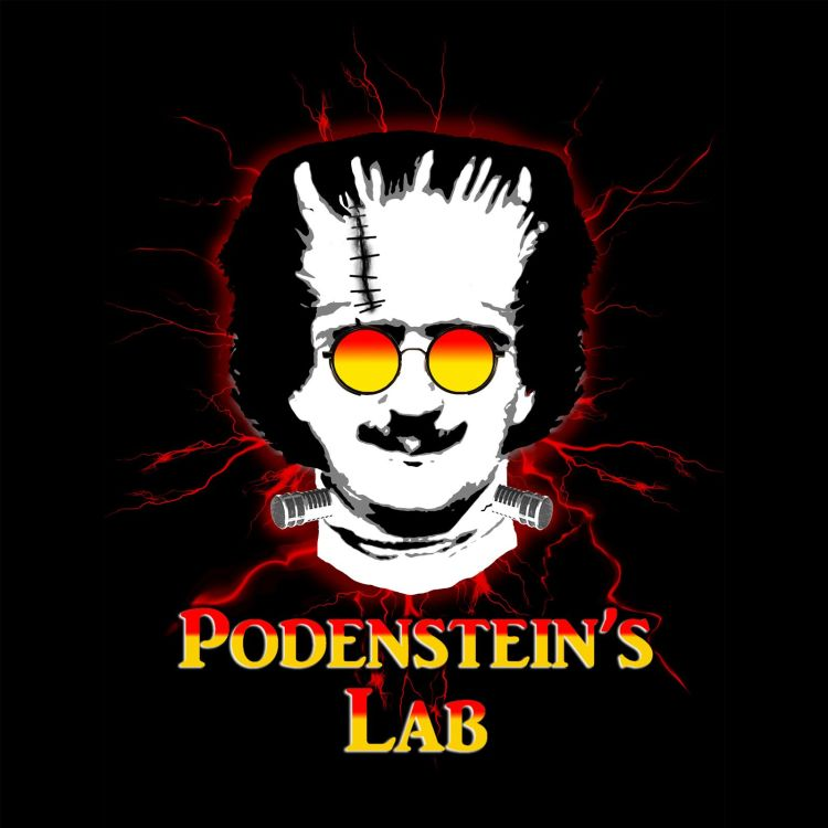 cover art for Podenstein's Lab: Horror Movie Trailers for 2019