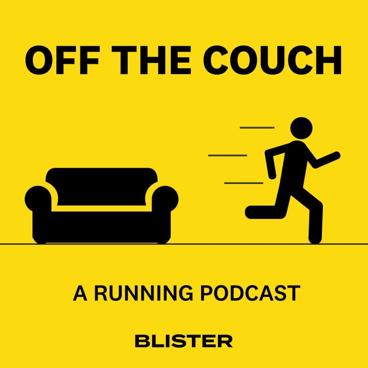 cover art for Stevie Kremer on the NYC Marathon & More