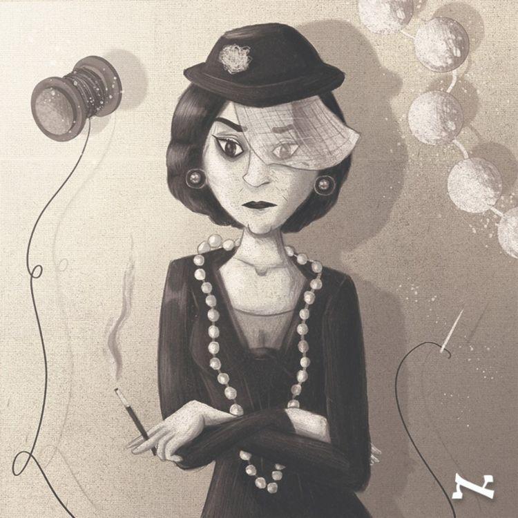 cover art for קוקו שאנל משחררת את הנשים