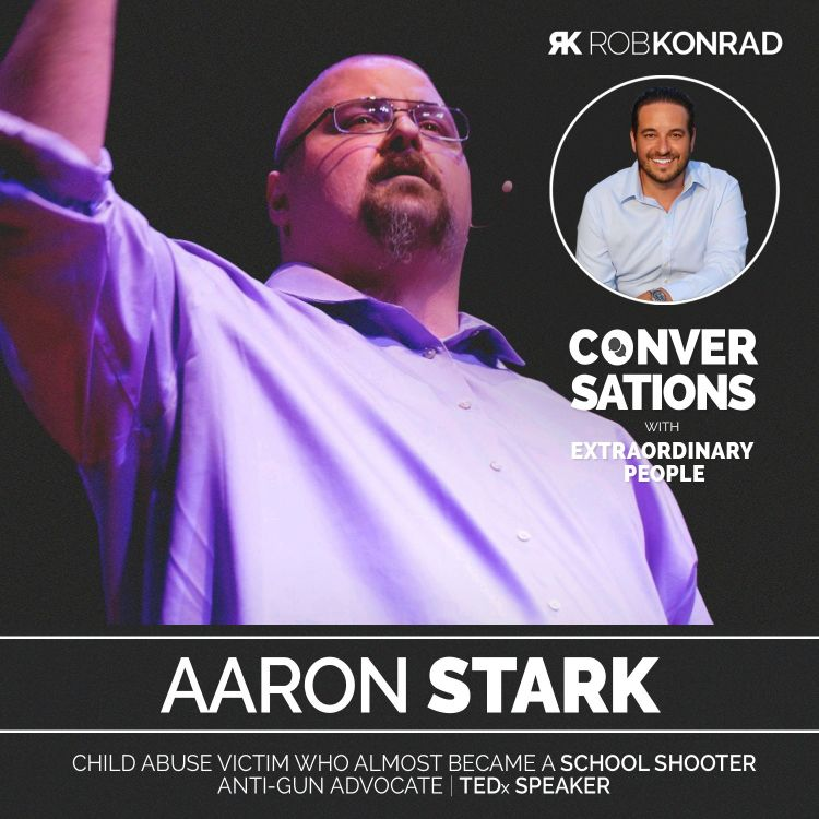 cover art for 015. He Was Almost A School Shooter: Aaron Stark