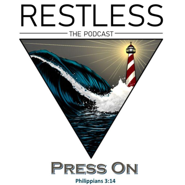 cover art for Restless for Encouragement
