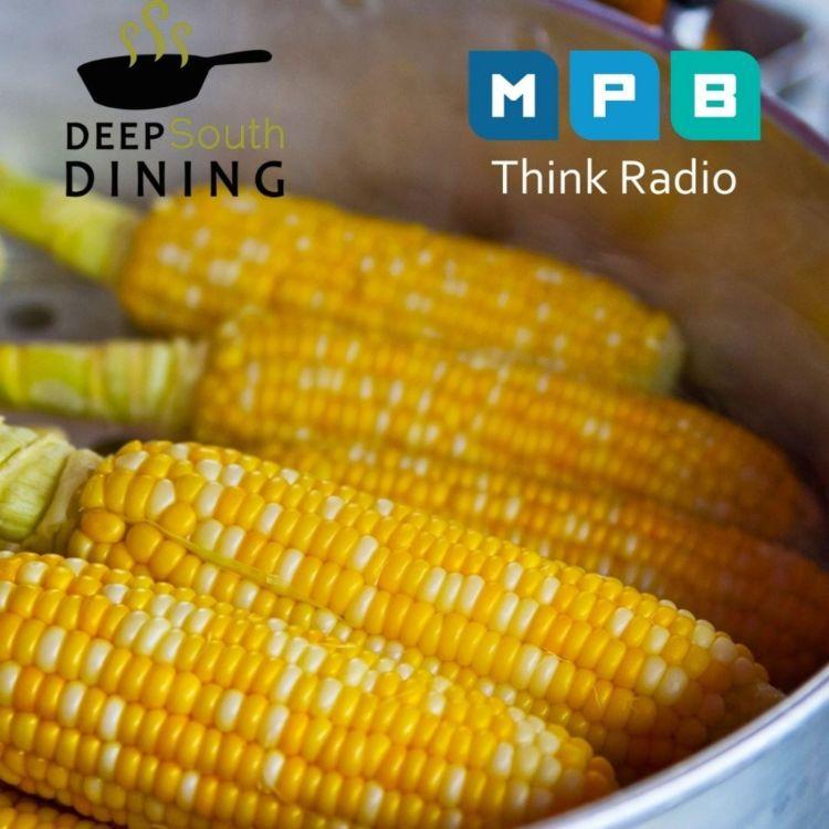 cover art for Deep South Dining: Corn, Okra, & Enrika