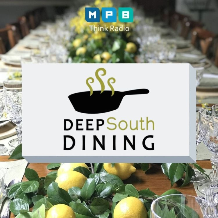 cover art for Deep South Dining: Cooking for Crowds