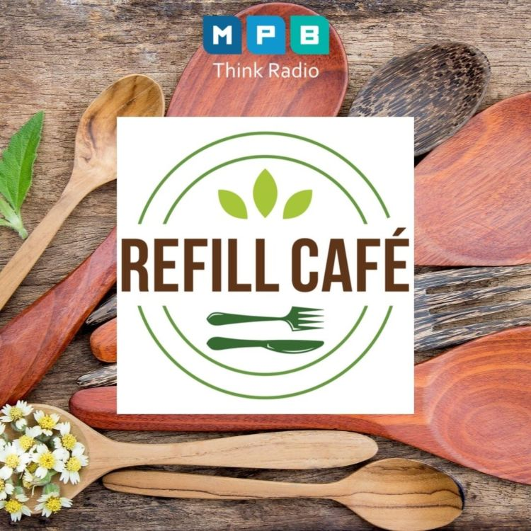 cover art for Deep South Dining: Refill Cafe