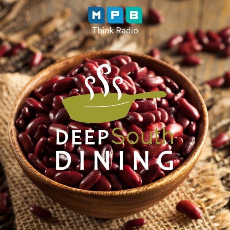 cover art for Deep South Dining: Red Beans & Rice