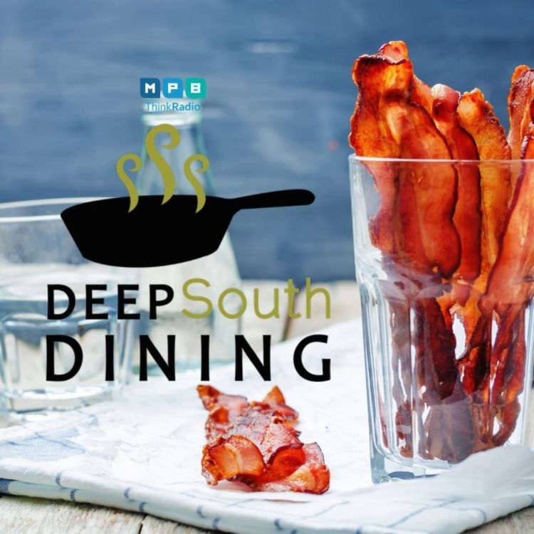 cover art for Deep South Dining: April is For Bacon