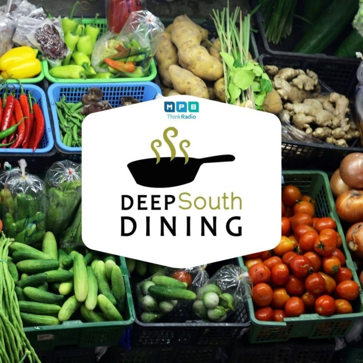 cover art for Deep South Dining: Community Cooking