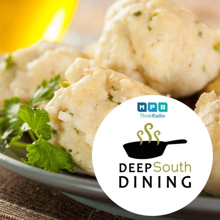 cover art for Deep South Dining: Southern Jewish Kitchen