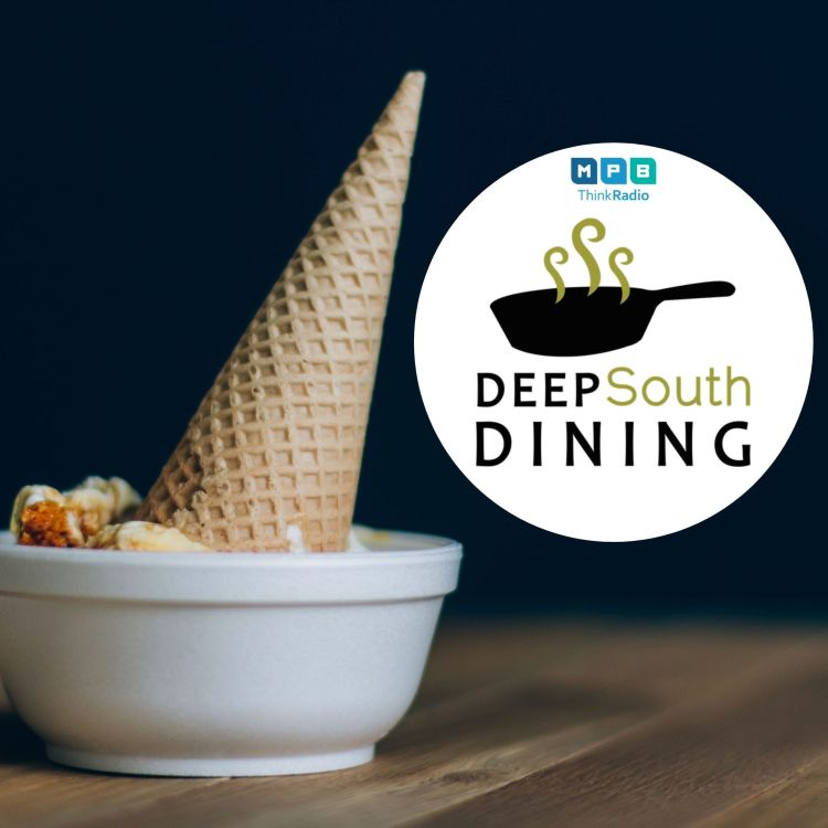 cover art for Deep South Dining: Cup or Cone?