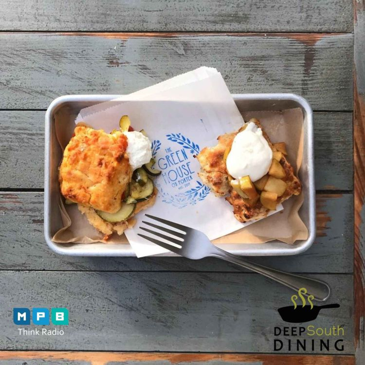 cover art for Deep South Dining   Beach Biscuit