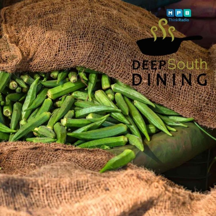 cover art for Deep South Dining | Okra Time