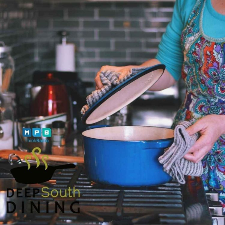 cover art for Deep South Dining | One-Pot Magic