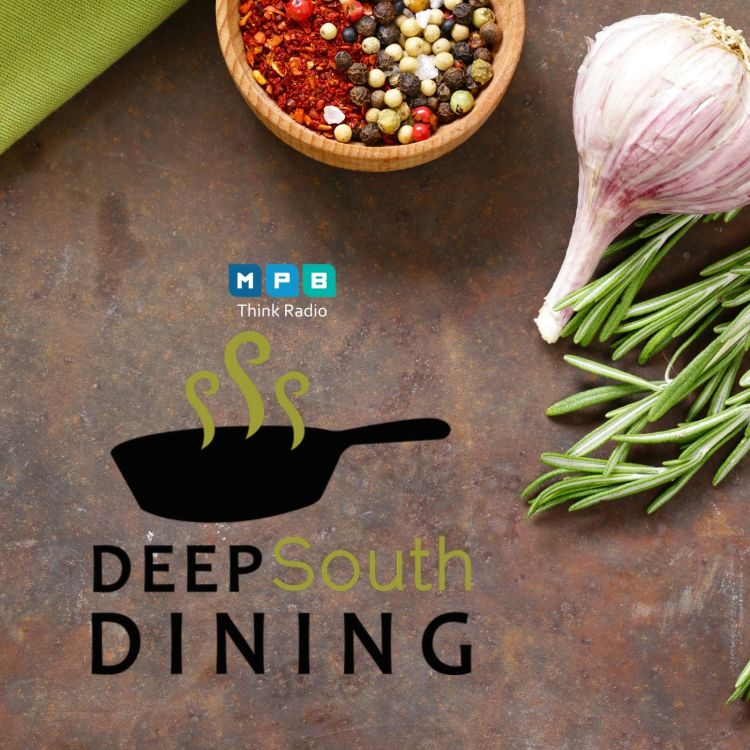 cover art for Deep South Dining | Coastal Clash