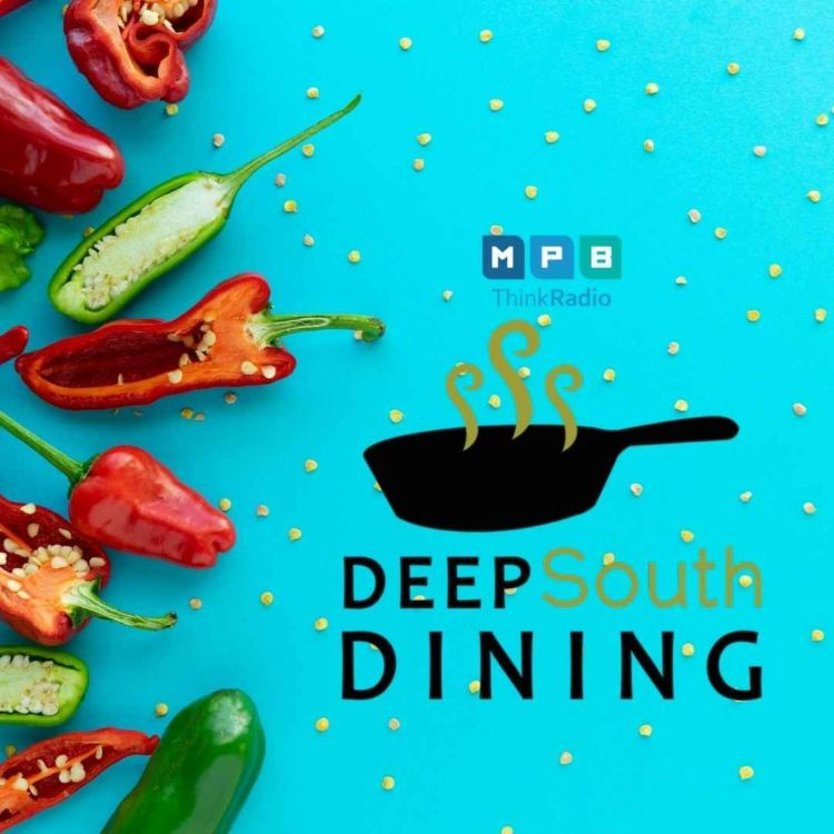 cover art for Deep South Dining   Spicy Summer