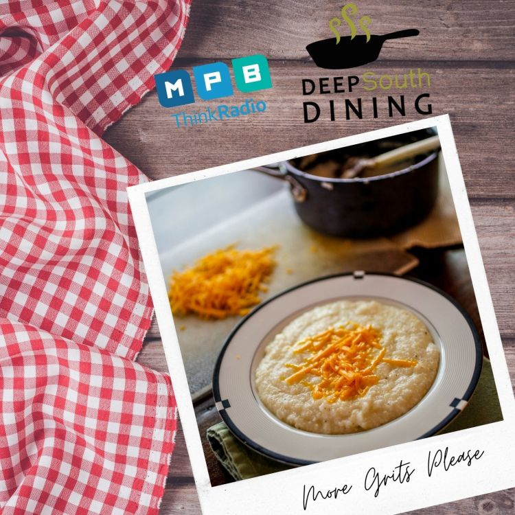 cover art for Deep South Dining   More Grits Please