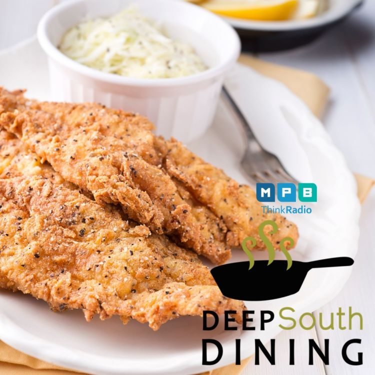 cover art for Deep South Dining   Whole, Fillets,  or Thin?