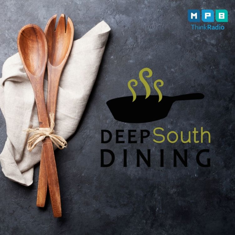 cover art for Deep South Dining   Michael Cordell Eats
