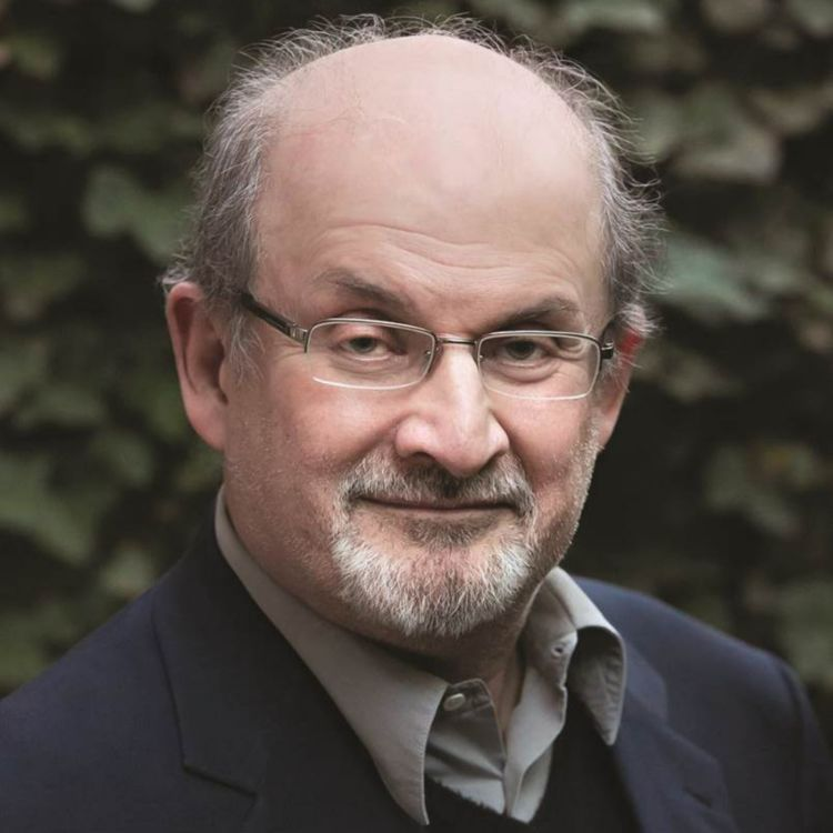 cover art for Write On, Mississippi! Chapter 3: Salman Rushdie