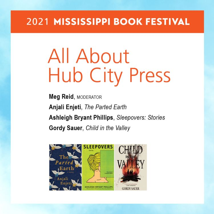 cover art for Write On, Mississippi: Season 4, Chapter 3: All About Hub City Press