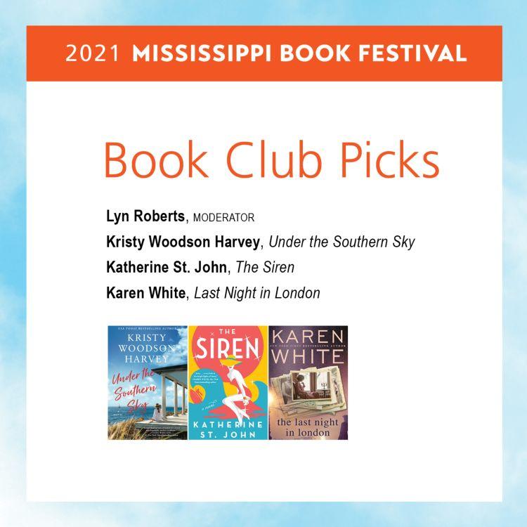 cover art for Write On, Mississippi: Season 4, Chapter 4: Book Club Picks