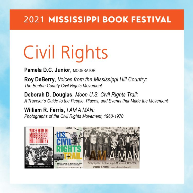 cover art for Write On, Mississippi: Season 4, Chapter 5: Civil Rights