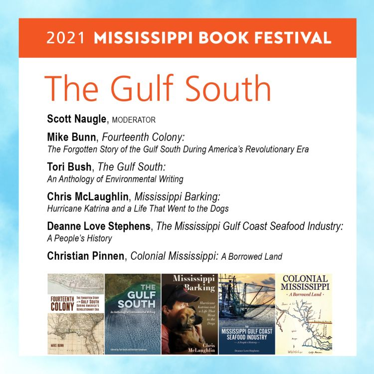 cover art for Write On, Mississippi: Season 4, Chapter 8: The Gulf South